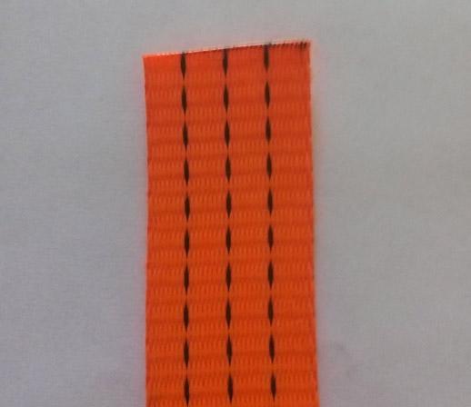 Стрічка текстильна для буксировочних ременів, ширина 35 мм, 2,0 т, помаранчева
