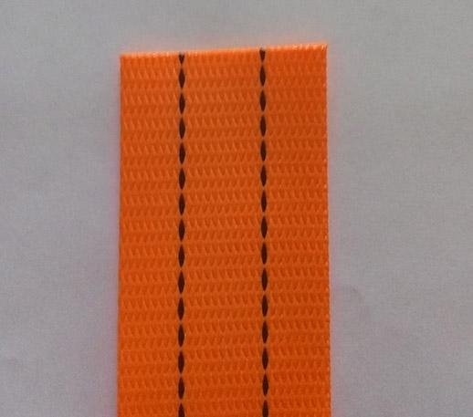 Лента текстильная для буксировочных ремней, ширина 50 мм, 3,0 т, оранжевая