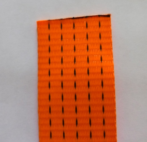 Стрічка текстильна для буксировочних ременів, ширина 50 мм, 5,0 т, помаранчева