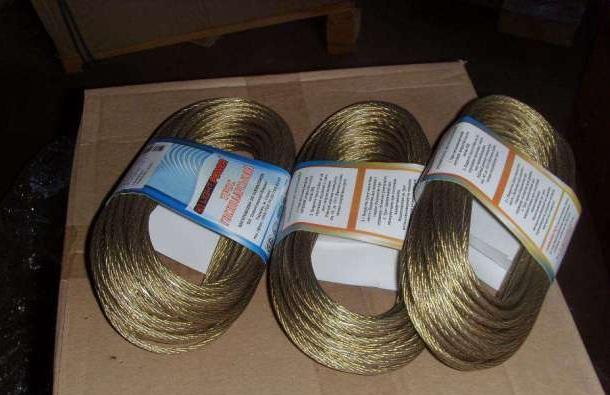 Трос метало-полимерный ПР-3,0