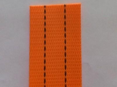 Стрічка текстильна для буксировочних ременів, ширина 50 мм, 3,0 т, помаранчева