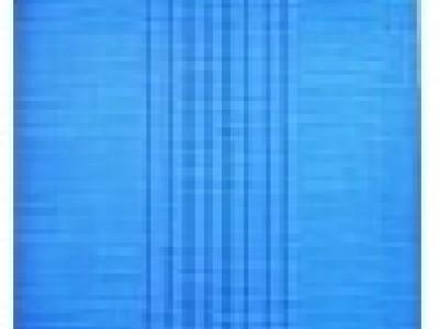 Стрічка текстильна S/F 7.1, ширина 240 мм, синя