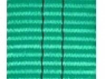 Стрічка текстильна S/F 7.1, ширина 60 мм, зелена