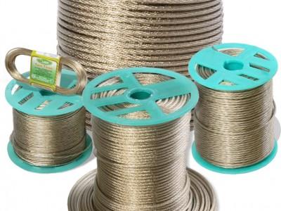 Трос метало-полимерный ПР-2,5