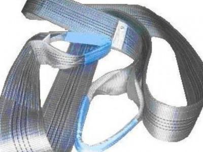 Строп текстильный петлевой СТП 4,0 т./от 2 м.