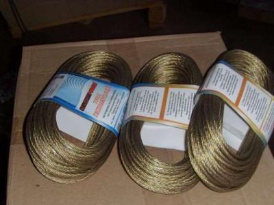 Трос метало-полимерный ПР-2,0